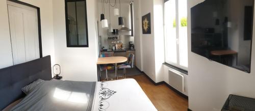 Le studio des talents au coeur de Chaumont - Location saisonnière - Chaumont