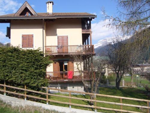Chalet Madonna di Campiglio CIPAT ZERO22143-AT-ZERO69206 - Apartment - Madonna di Campiglio