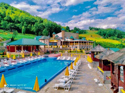 . Hotel Bali Mountain resort Montenegro