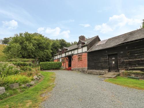 Caerau Farm House,