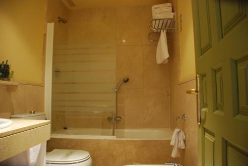 Single Room Hotel Leonor de Aquitania 7