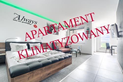 . Top Oder Apartments- private parking