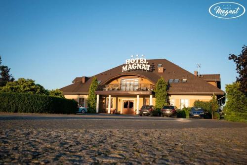 . Hotel Magnat