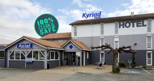 Hotel Kyriad Montauban - Hôtel - Montauban