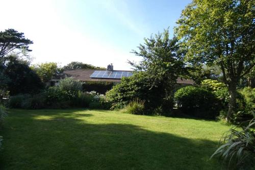 Secluded Spacious Country Home With Private Pool And Sculpture Park, St Keverne, Cornwall