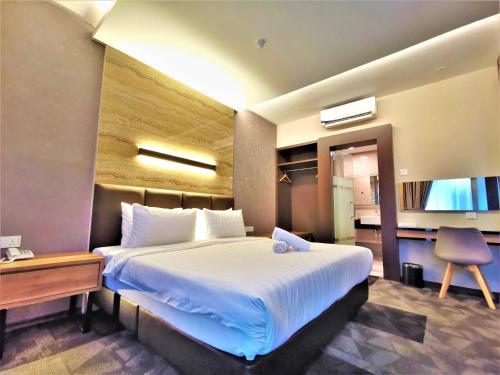 . Prestigo Hotel - Johor Bharu
