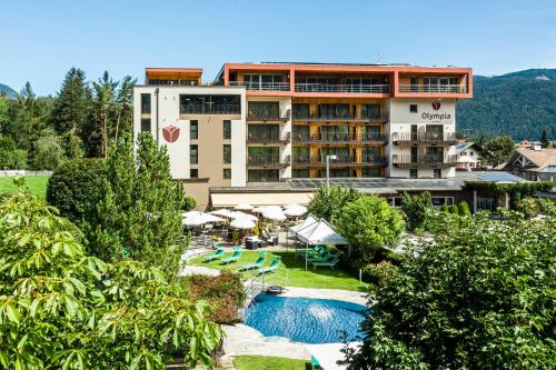 Hotel Olympia - Bruneck-Kronplatz
