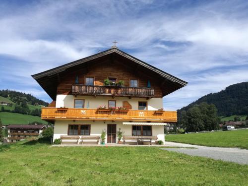Accommodation in Niederau
