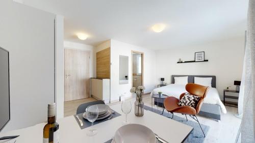 Furnished Studio #302 - Swiss Resort Aigle - Hotel