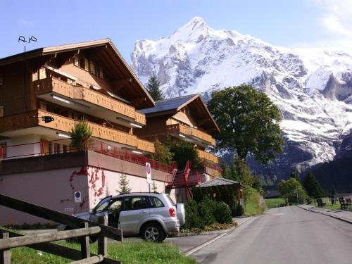 Firstsunne Grindelwald