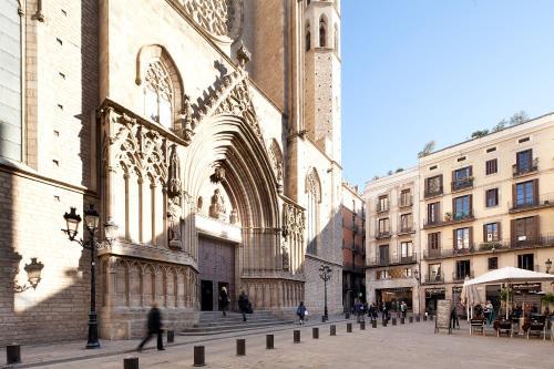Inside Barcelona Apartments Mercat photo 11