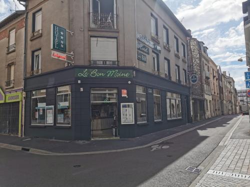 Le Bon Moine - Hôtel - Reims