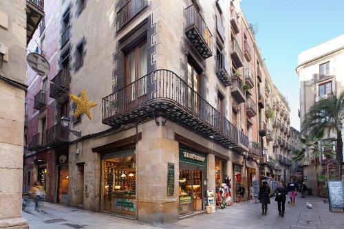 Inside Barcelona Apartments Vidreria photo 4