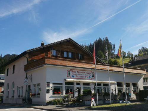 . Hotel Restaurant Regina Beatenberg