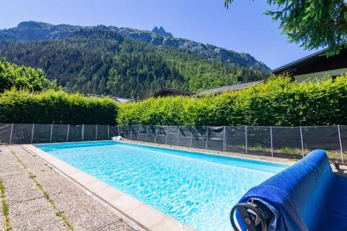 Résidence le Chardonnet F - Apartment - Chamonix