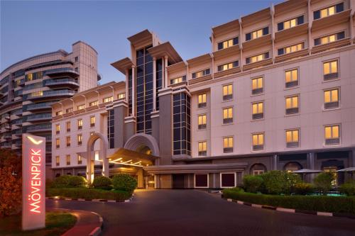Mövenpick Hotel & Apartments Bur Dubai, Bur Dubai, Dubai