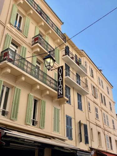 AVATON Hôtel Cannes - Hôtel - Cannes