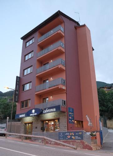 Hotel Arbre De Neu Encamp
