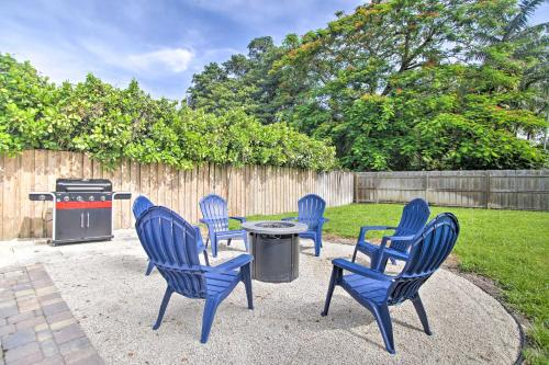 Modern Escape with Yard Less Than 4 Mi From the Beach! - image 3