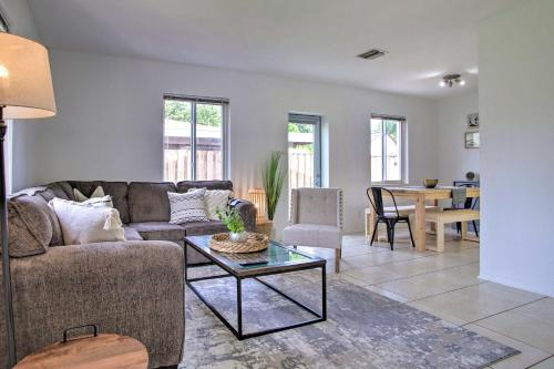 Modern Escape with Yard Less Than 4 Mi From the Beach! - image 5