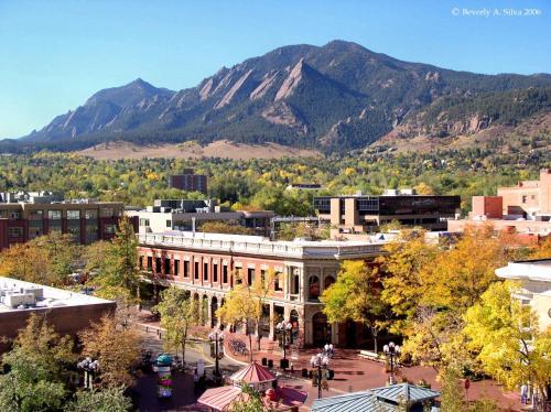 Hotel Boulderado - Boulder, CO 80302