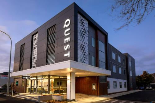 Quest Palmerston North Serviced Apartments - Accommodation - Palmerston North