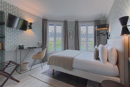 Hôtel Avama Prony - Hôtel - Paris