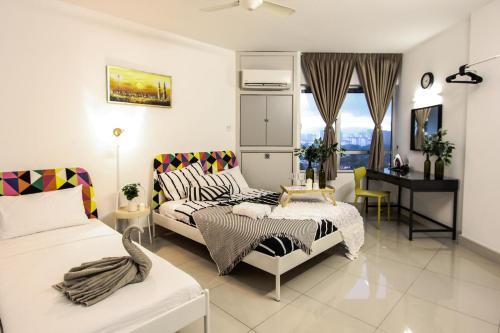 Sucasa Apartment Near KLCC, Kuala Lumpur