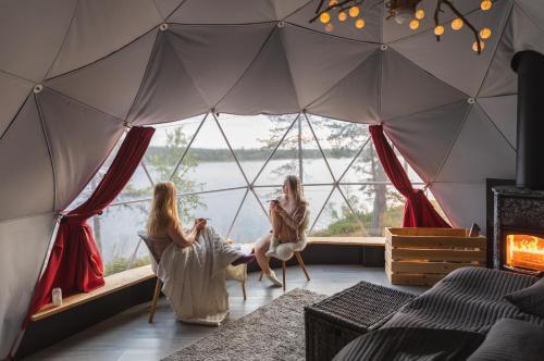 . Aurora Dome & Glamping