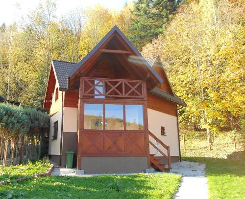 Zawoja Chaty Górskie D5 - Chalet - Zawoja