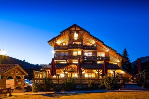 . Hotel Cote Brune
