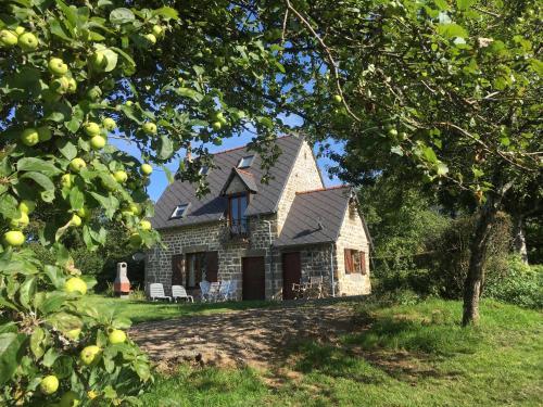 The Gingerbread House Cottage - Location saisonnière - Beauficel