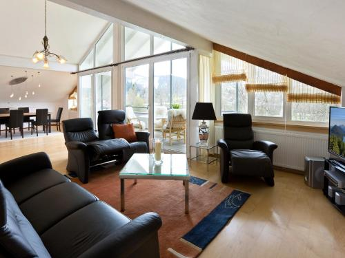 Bergkristall-Logia inklusive Wellness-Saunanutzung - Apartment - Wertach