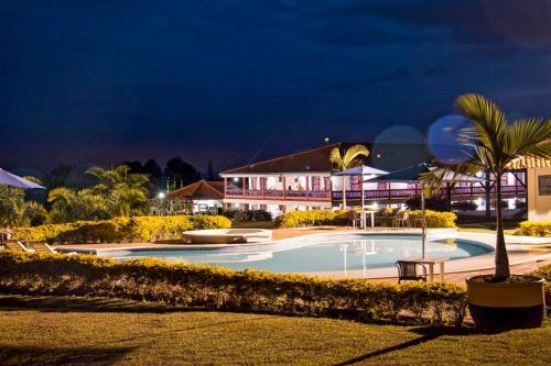 . Hotel Arrayanes del Quindío
