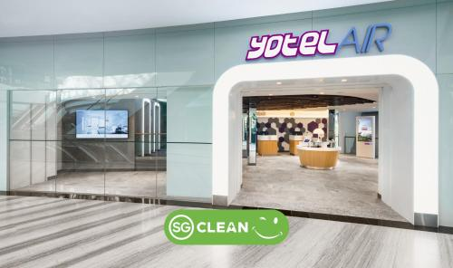 . YOTELAIR Singapore Changi Airport Landside (SG Clean)