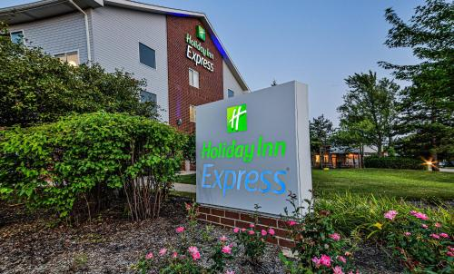 Holiday Inn Express Chicago Northwest-Vernon Hills - Vernon Hills, Illinois