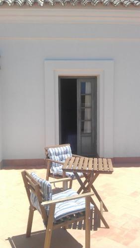Twin Room with Terrace Hacienda Montija Hotel 7