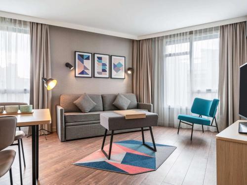 . Aparthotel Adagio Paris Nation