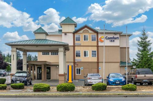 Comfort Inn Tacoma - North Lakewood, Washington