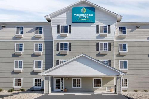 . WoodSpring Suites Richmond Colonial Heights Fort Lee