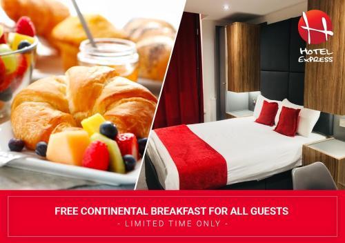 . Hotel Express Newcastle Gateshead