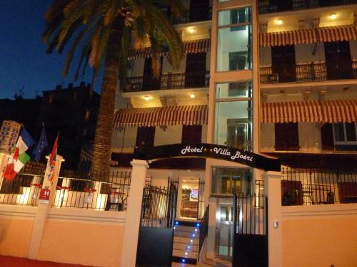 Hôtel Villa Boeri - Hotel - Beausoleil