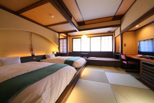 Hotel Tamanoyu - Accommodation - Matsumoto