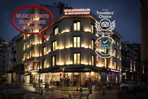 Antusa Design Hotel & Spa - image 1