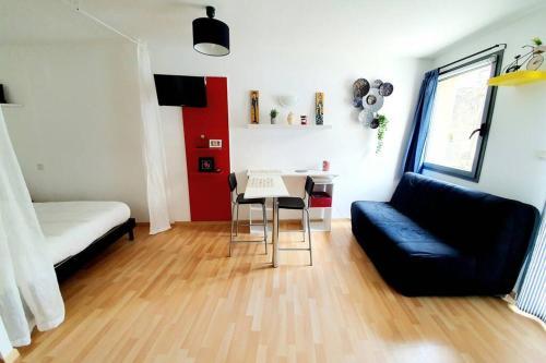 Studio Tout Confort-a Deux Pas du Port - Location saisonnière - Vannes