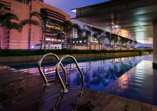 High Floor, Cozy Studio with FREE Parking, Kuala Lumpur