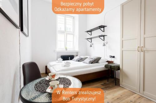 . Apartments Old Town Ślusarska by Renters