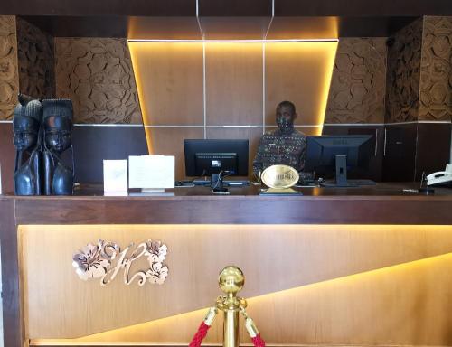. Hotel Hibiscus Louis
