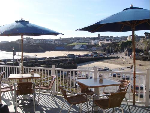 Harbour Hotel, Porth, Cornwall