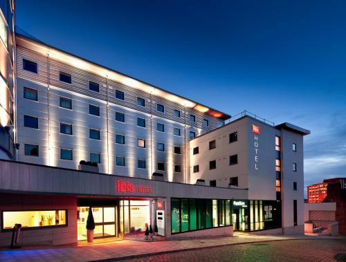 Ibis Aberdeen Centre – Quayside